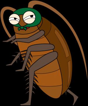 ゴキブリ侵入経路