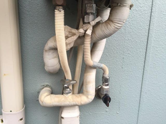 水道管の凍結防止