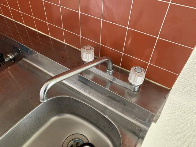 水栓のハンドル交換
